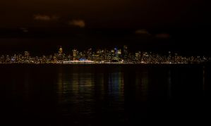 Downtown Vancouver 01 by insomniac199