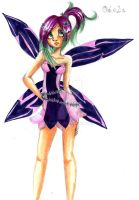 Odelia the Fairy by Tamao