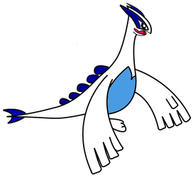 Lugia (Gift for JDPrilou!) by pokr5