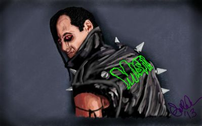 Jerry Only - Misfits by mayhemcamaro