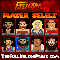 WWE Fastlane 2017 by TheFullNelsonPress