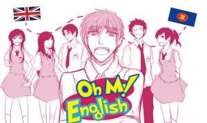 HetaSEAN X Oh My English! by Niltiva