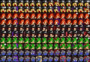 EBF5: 150 Player Emotes by KupoGames
