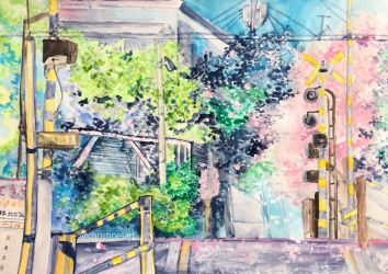 5 Centimeters per Second by ceedeng