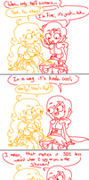 Breaking the News to Ruby by JumpinJammies