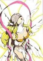 Angewomon by umbria8