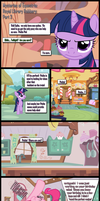 Mysteries of Equestria: Library Robbery: Part 2 by lightningtumble
