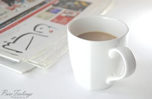 Read and drink Ur Coffee by pure-feelings