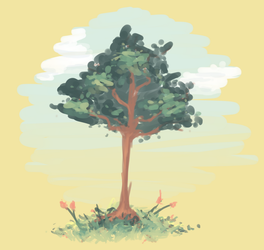 Tree by Mister-Pancake