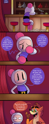 The Newcomer by KarlaDraws14