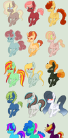 Tiny Adopts CLOSED by BookWormPony