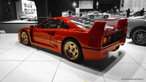 Her Majesty F40 (Updated) by JBPicsBE