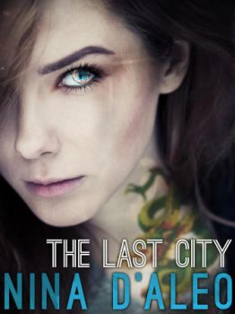The Last City Book Cover by acdal