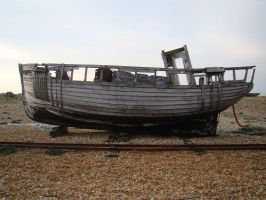 Dungeness 2 by GhostLiger