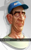 Don Mossi by AemnAnsMaequia