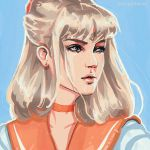 SAILOR VENUS by olczynski