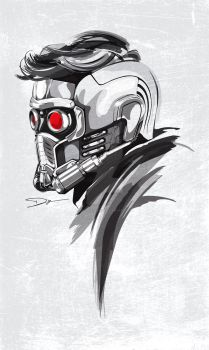 Star-Lord by dIk-ThePrince