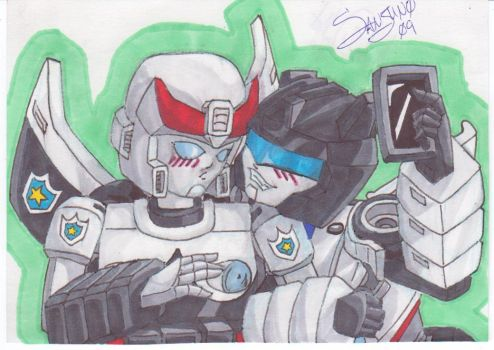 9 Rings Prowl and Jazz by Sanjuno