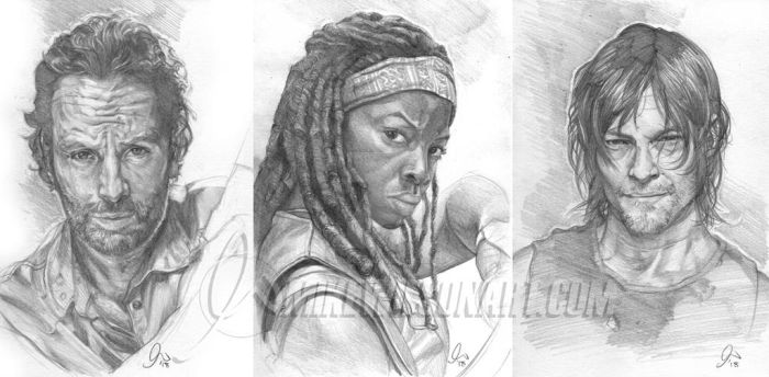Twd 001 Small by mikewilsonart