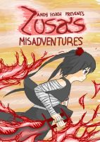 Zusa's Misadventures Cover by Candor-Shade
