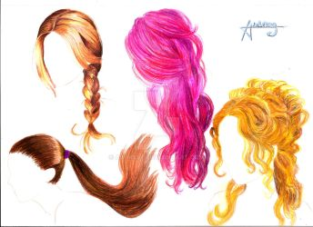 Hairstyles by audreve