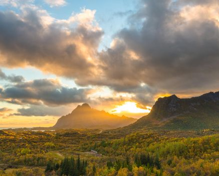 Lofoten Autumn by FF93