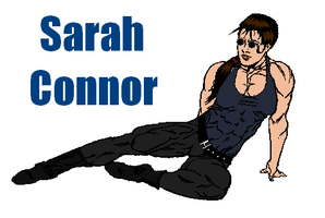 Sarah Connor by Ritualist
