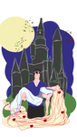 Forever Sleeping Beauty - StepByStep by Iduna-Haya