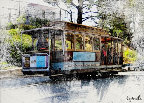 Cable car by Eymele