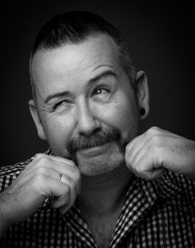 Vroom   - MOVEMBER by furryfoto-fotography