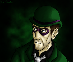 The Riddler by Shaiger