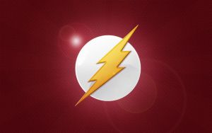 The Flash wallpaper by H-Thomson