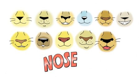 Nose by sprucehammer