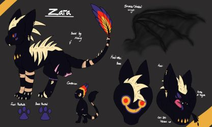 -PC- Zara ref by Acrylic-blood
