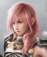 Lightning - FFXIII-2 by JxbP
