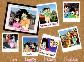Son Family Vacation by Dickie2008