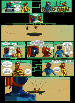 Destined Flames -Page 141- by SpeedAction