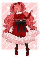 Christmas - Adoptable [CLOSED] by adorablemangolover