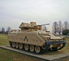 M2 Bradley IFV by DarkWizard83