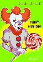 Pennywise  by BlackMafi