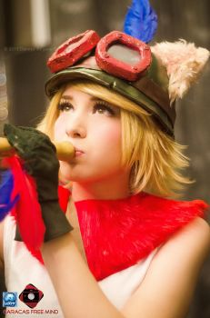 Teemo Cosplay - League of Legends by SailorMappy