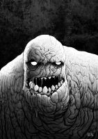 Clayface by Fuacka
