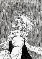 Natsu Dragneel Epic Moment Fairy Tail! by Acey-kakarot-michael