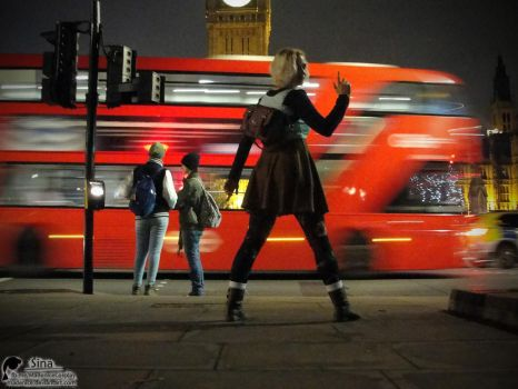 London 7 by Madenice