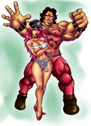 Hugo and poison by Shayeragal