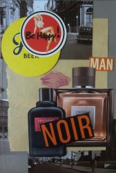 Men, glamour and Noir by stefanparis