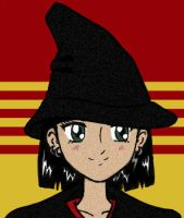 Witchy me - colour by uh-oh