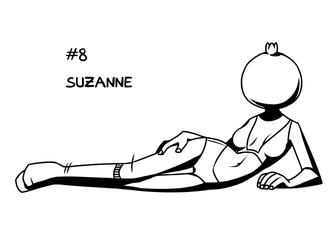 30 character chlng - suzanne by daughter-thursday