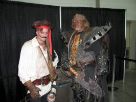 Pirates and Klingons, Oh My! by Nephanor