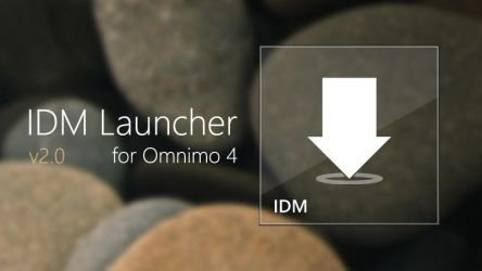 IDM Launch Panel for Omnimo 4 by Ritwyk